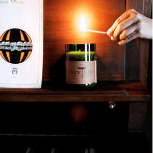 REW Pinot Noir Candle - C