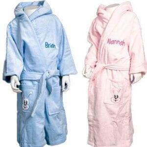 childrens robes trans