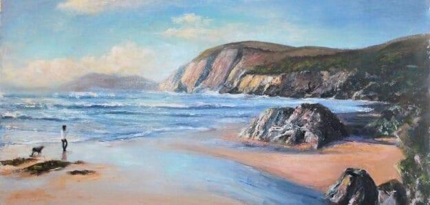 Olivia O'Carra - Oil Painting