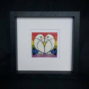 Marie Smith - Lovebirds (rainbow2500)