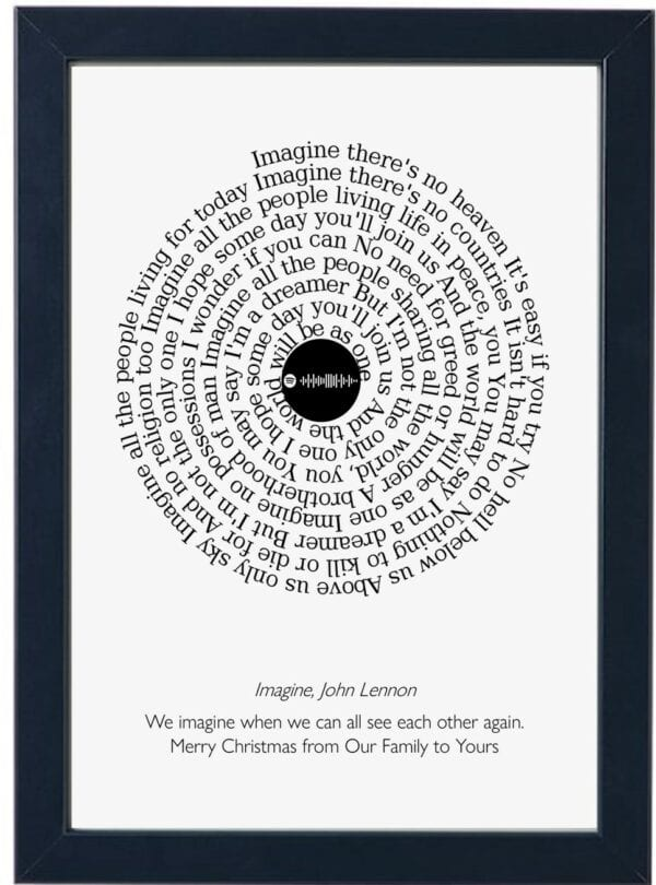 LP Song Lyrics with Spotify Link