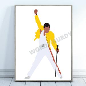 Freddie frm WM