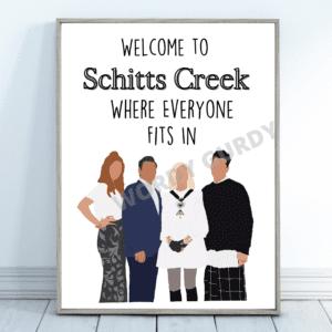 Schitts Creek With Title WM