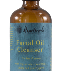 facial oil celanser tea tree & lemon