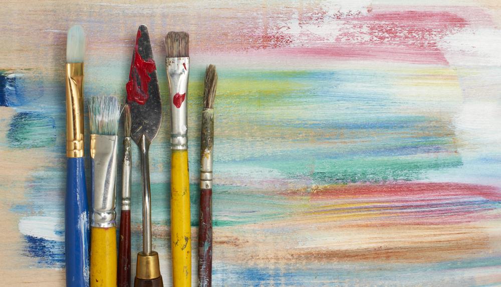Back to School Series: art supplies