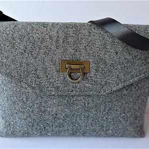 Ladies tweed handbag