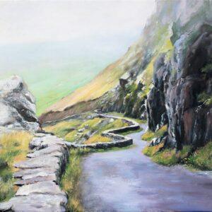 Conor Pass ,Dingle Peninsula