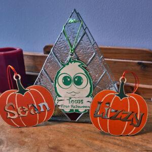 Pumpkin Decs